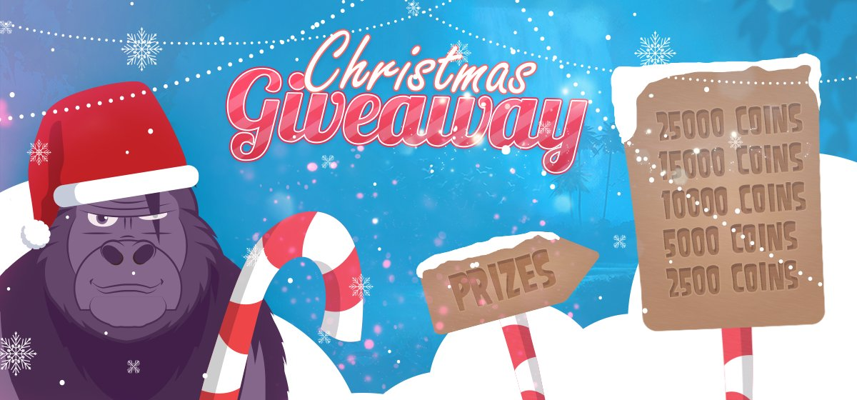 🎅🎄 Merry #Christmas🎄 🎅   CSGOTower Christmas GA!!  5 winners!!! ‼️🔥💯💯 🎁     - RT & LIKE    - FOLLOW @CSGOTowercom     - TAG 2 OF YOUR FRIENDS    - visit http://csgotower.com  This giveaway will end on 12/27!! #christmas #giveaway #CSGOgiveaway  #CSGO #WinterGiveaway