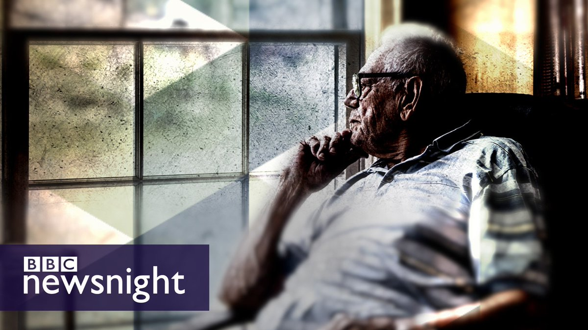 TONIGHT: Has loneliness become a social epidemic in the UK? Join us at 22:30 on BBC Two #newsnight