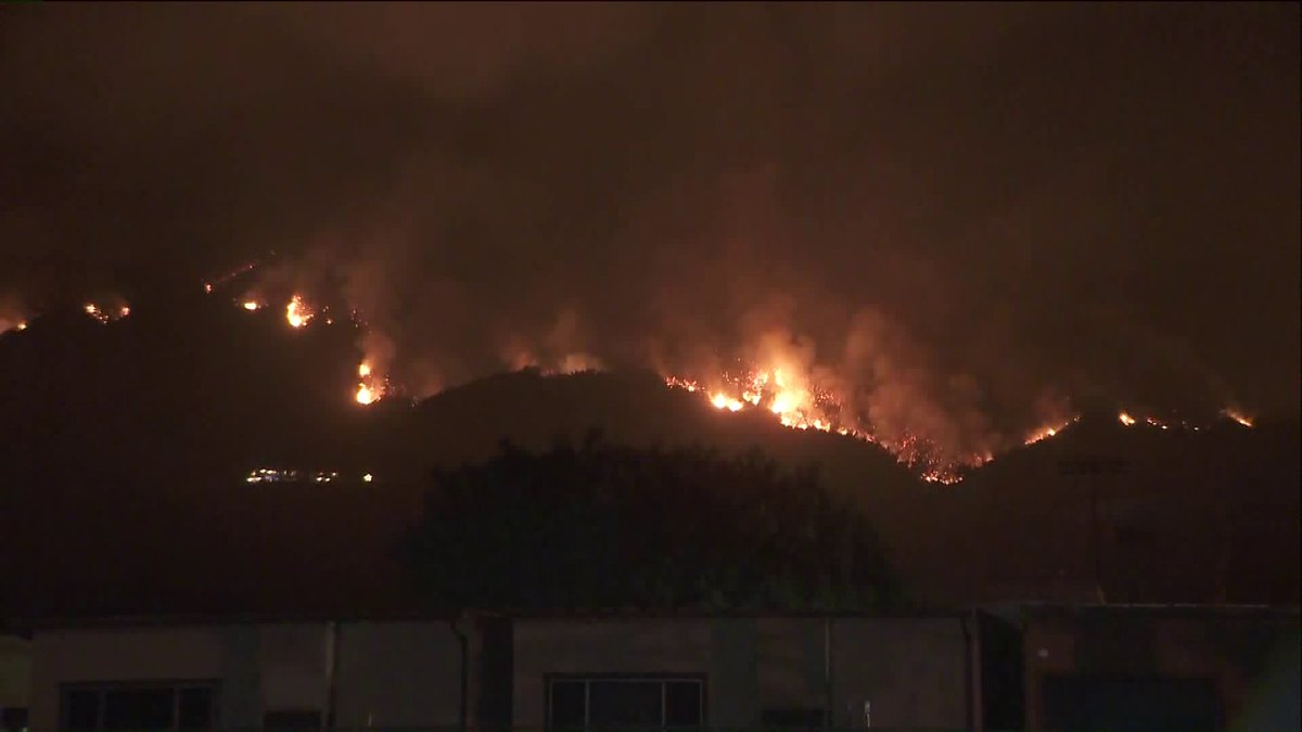 Update: Thomas Fire is now 20 percent contained at 231,700 acres; About 870 structures have been destroyed https://t.co/duK0MezsYD