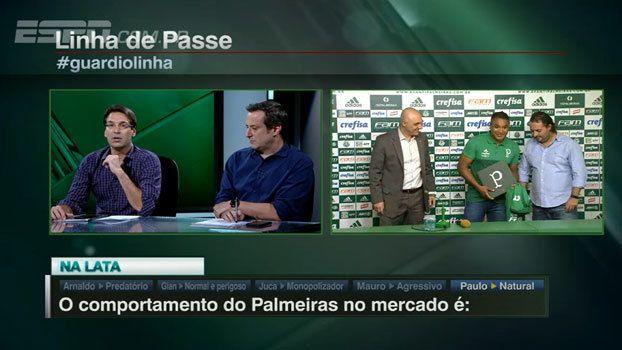 Arnaldo avalia postura do Palmeiras no mercado: 'Excesso também pode trazer problemas' https://t.co/fsnPnKF0vk