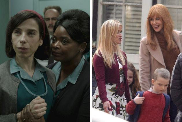 ICYMI, here's your full list of #GoldenGlobes nominations, led by #TheShapeofWater and #BigLittleLies: https://t.co/5NZrGm00BQ