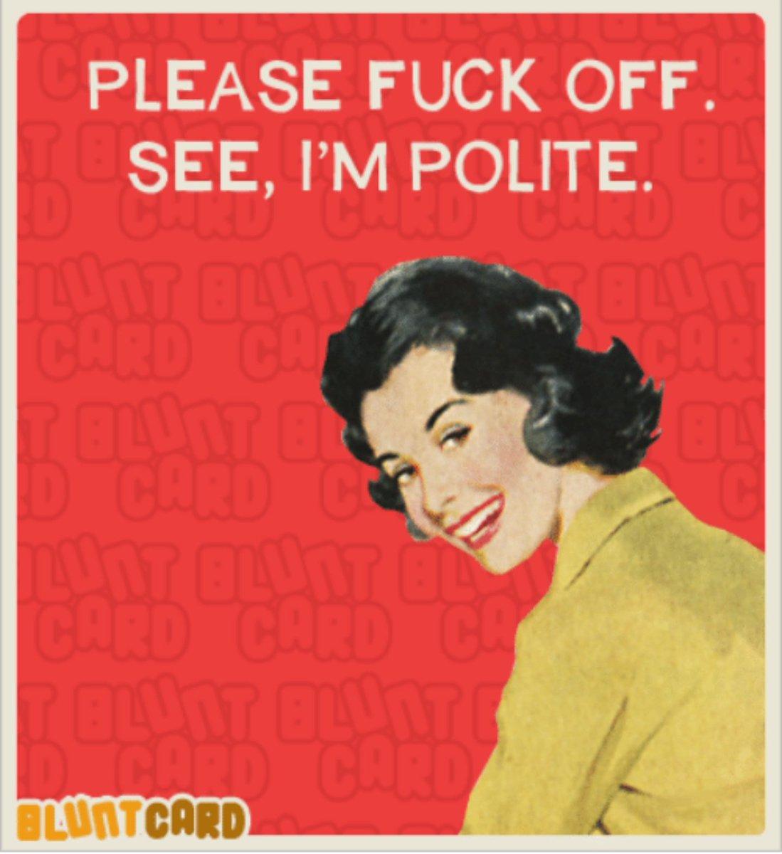 I'm polite. #ReasonsImOnTheNiceList http...