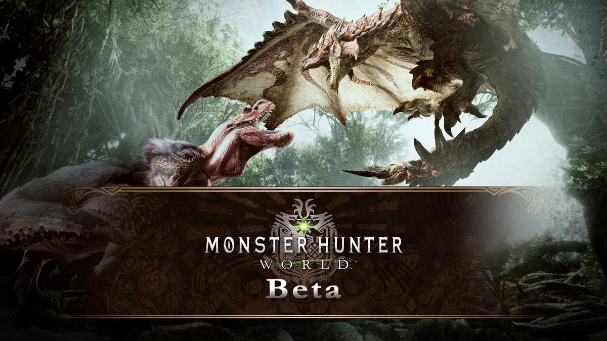 Monster hunter monsterhunter twitter