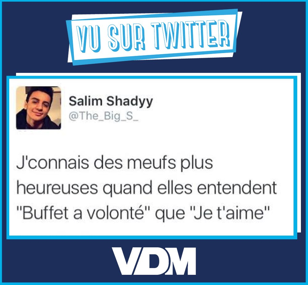 Les vraies savent... 👌  #VDM #viedemerde @The_Big_S_