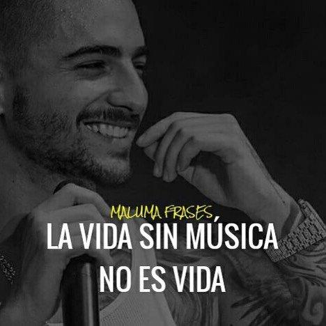 Maluma On Twitter La Vida Sin At Maluma No Es Vidaa