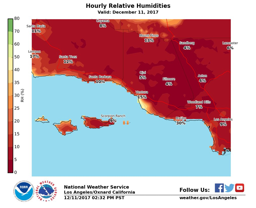 NWS Los Angeles on Twitter: \