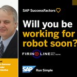 Will you be working for a robot soon? @BillKutik & @BrianSSommer explore on the new Firing Line: https://t.co/WmJTTNY9k7