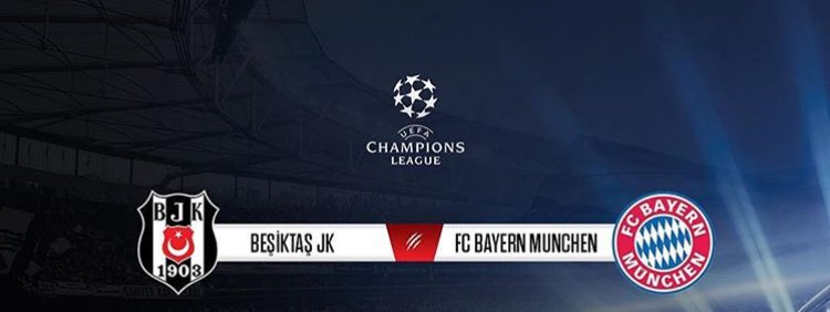 And we will face @Besiktas in the next r...