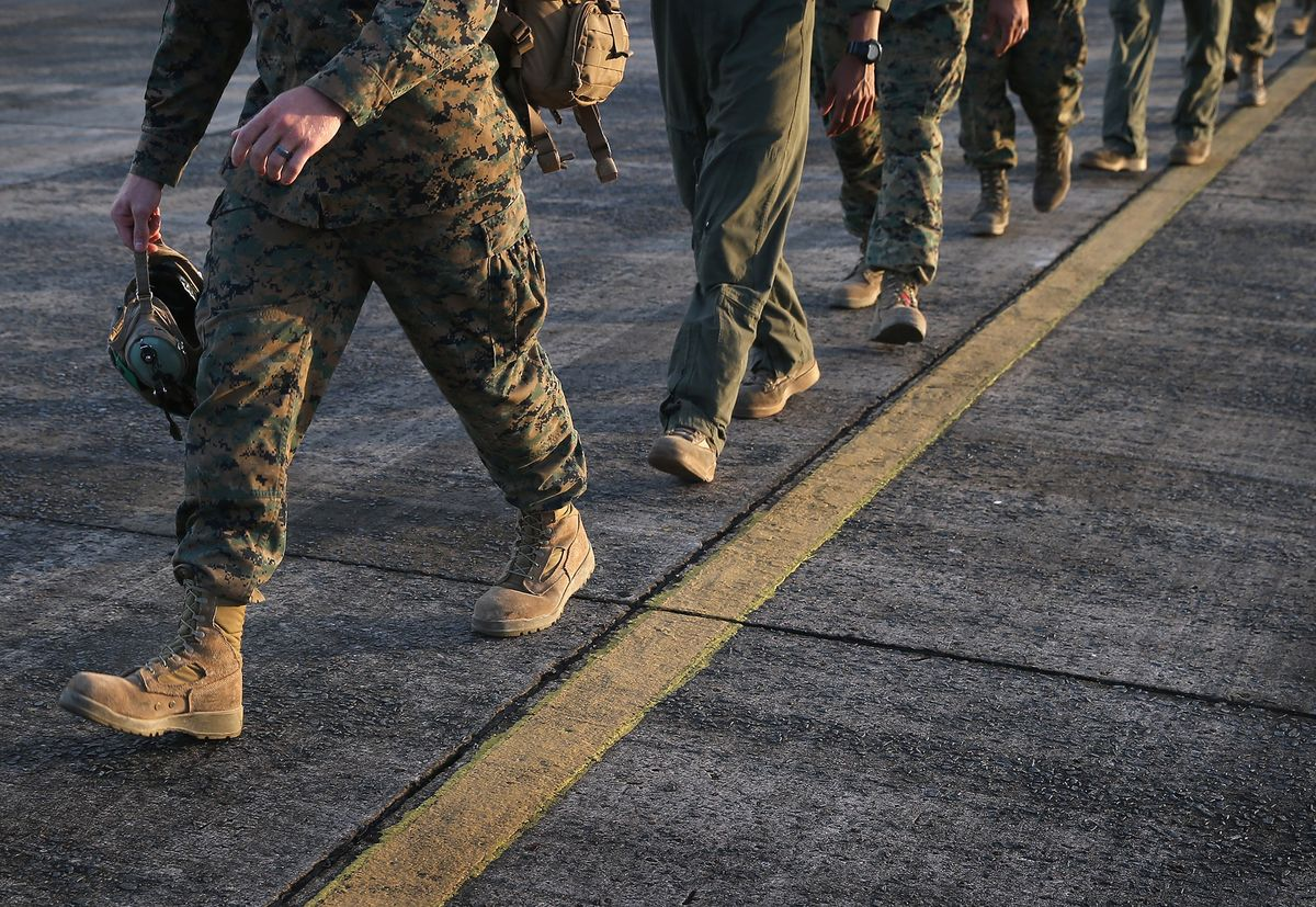 The Pentagon is allowing transgender people to enlist in the military beginning January 1, despite President Donald Trump's opposition https://t.co/IIk7tnZbWh