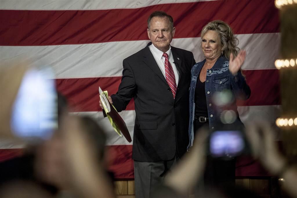 Alabama Senate race: Pres. Trump, Pres. Obama and VP Biden lend their voices as flashpoint election nears its end Tuesday.   @gabegutierrez reports now on @NBCNightlyNews.