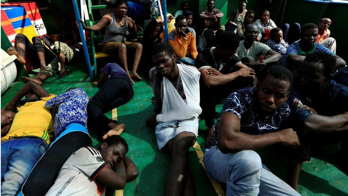 Governo europeus são 'conscientemente cúmplices' da Líbia nos maus-tratos a migrantes https://t.co/LStjHJbwla