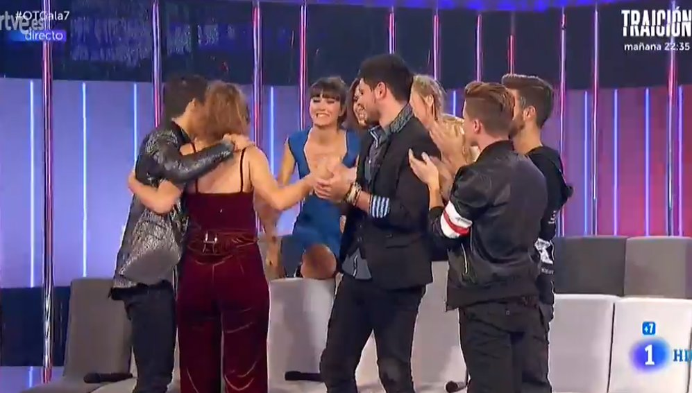 Amaia salvada. #OTGala7 https://t.co/9Fc...
