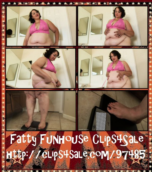 SSBBW Coco Weighs and Measure #BBW-SSBBW #clips4sale https://t.co/23nRC5yC1H via @clips4sale https://t