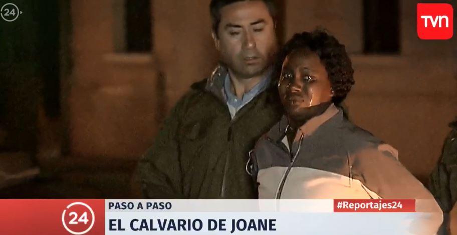 #EnVivo El calvario de Joane #24HorasCen...