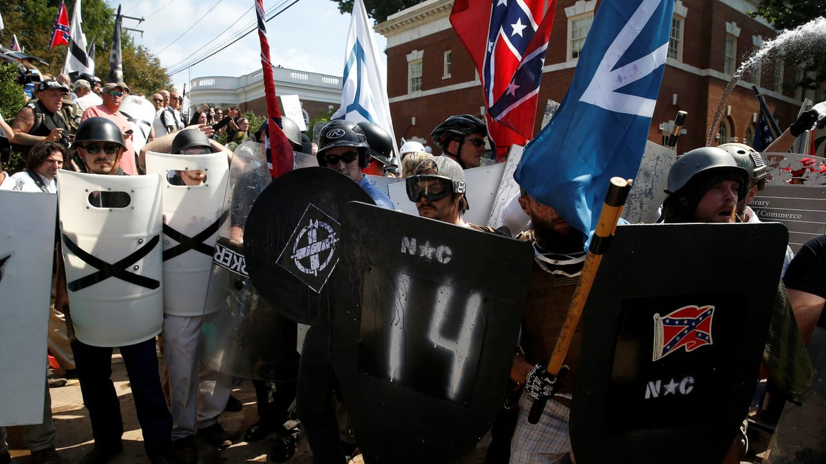 """Charlottesville, Virginia has denied a Unite the Right application to host an """"anniversary"""" rally at the location of an event that turned deadly in August. https://t.co/JIwaAU6y3F"""