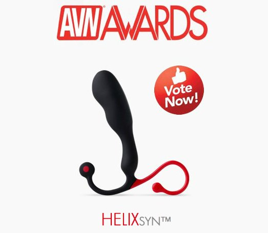 Aneros On Twitter Vote For Aneros Helix Syn For Most Amazing Sex Toy At The 2018 Avnawards Https T Co Y69waavw3w Avnawards