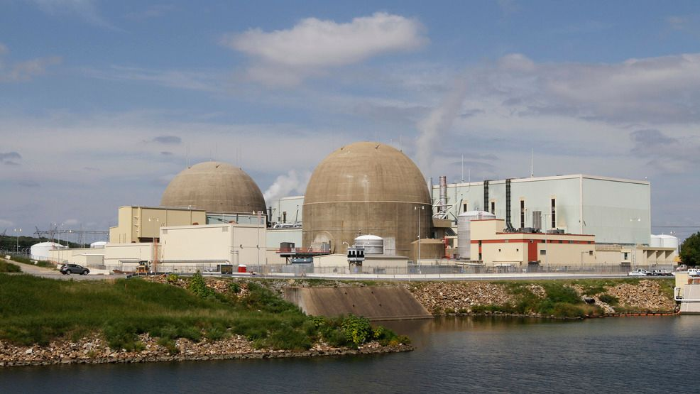Virginia: 'Dominion Energy shuts down nuclear reactor after water leak' https://t.co/sYlT1vEhNE