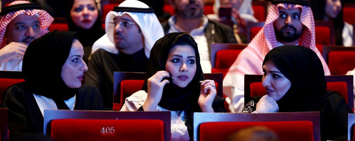 Movie Theaters Opening Again In Saudi Arabia https://t.co/VzUpNYnEni