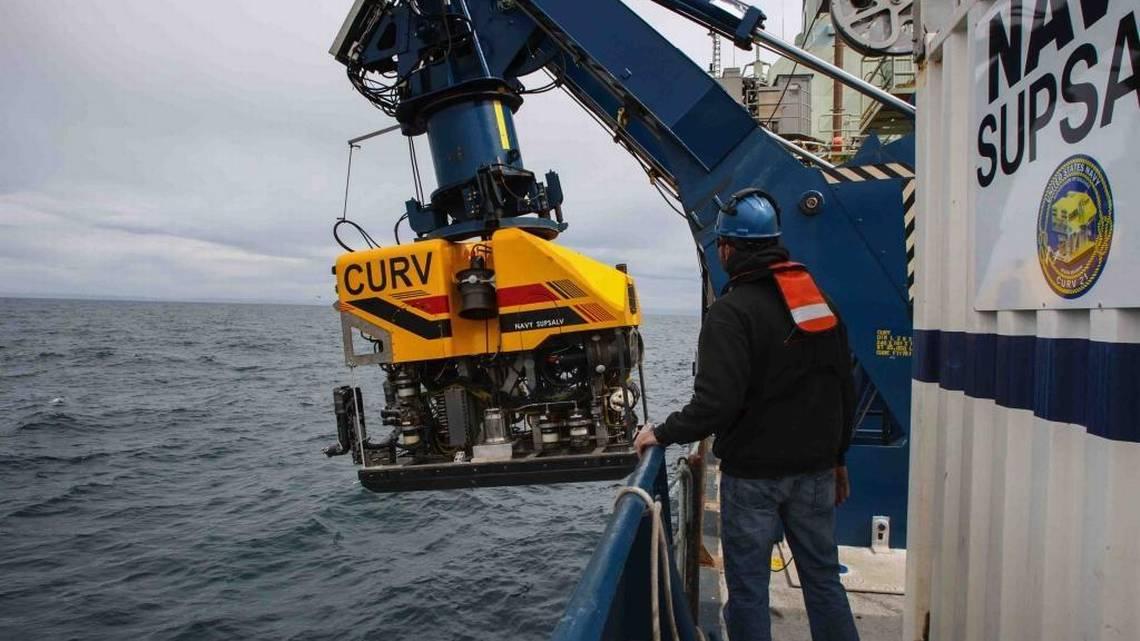 Desesperada búsqueda de submarino argentino choca con enormes obstáculos https://t.co/gVOPj1lZRG