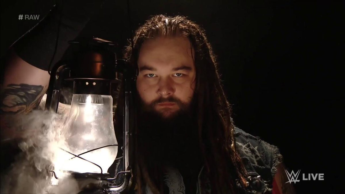 'I'm here.' - @WWEBrayWyatt   'I AM WOKEN!' - @MATTHARDYBRAND   #RAW