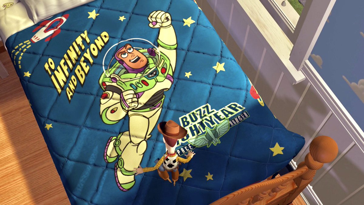 Toy Story (1995)  Director: John Lasseter