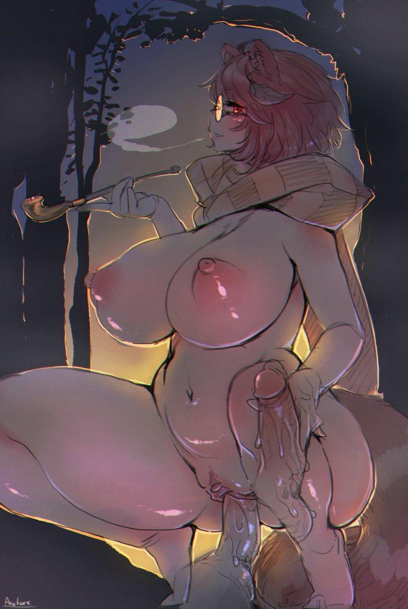 ■裸マフラーマミゾウさん♥  拙者、逆光大好き侍にて候