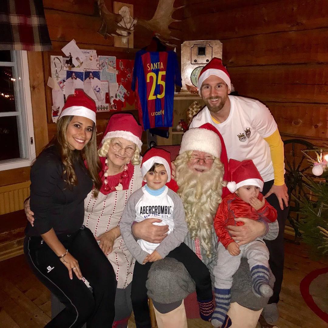 Felicitaciones De Navidad Del Fc Barcelona.Fc Barcelona On Twitter Los Jugadores