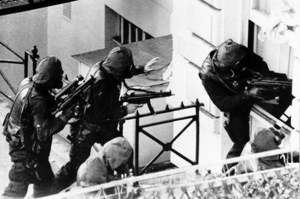 REMINDER: As Nick 'I'll axe tuition fees' Clegg gets knighted.. none of the SAS heroes on the 1980 Iranian Embassy siege mission received any honour at all.