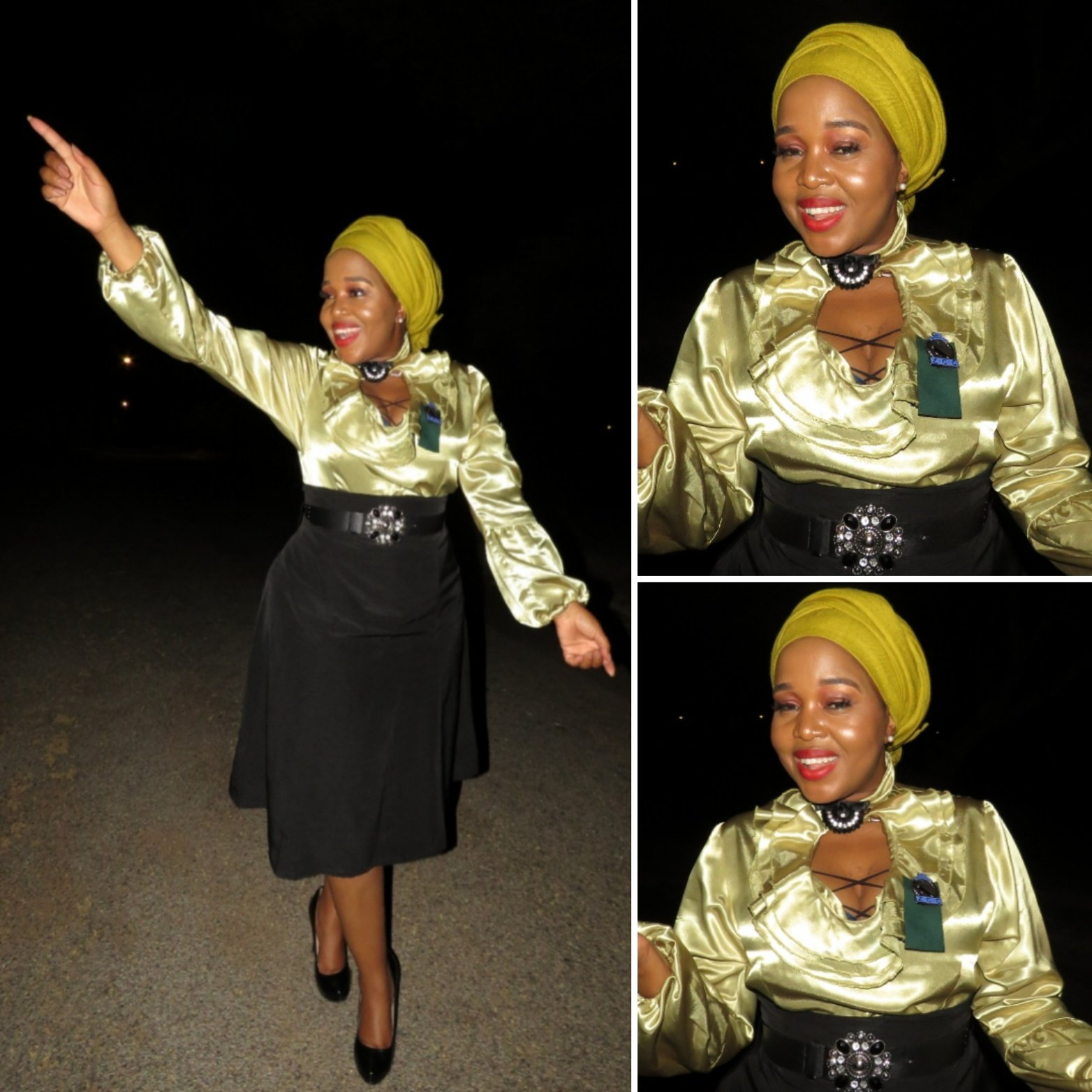 """Winnie Mashaba On Twitter: """"Oh What A Blessed Christmas I"""