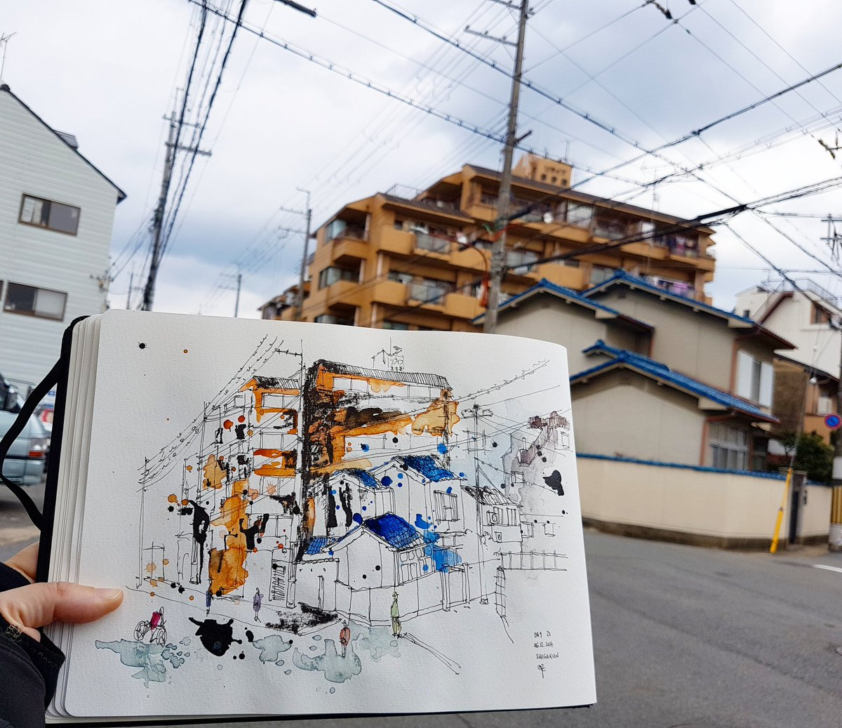 #gizetaworks #kyoto #japan #archigraphicarts #architecture #building #livesketching #global_sketchers #sketching #sketch_daily #アート #イラスト #イタリア #travelsketch #sketchbook #京都 #日本 #instaart #inkcember #penandink #followme #painting #水彩画pic.twitter.com/b7m5NdwmEX