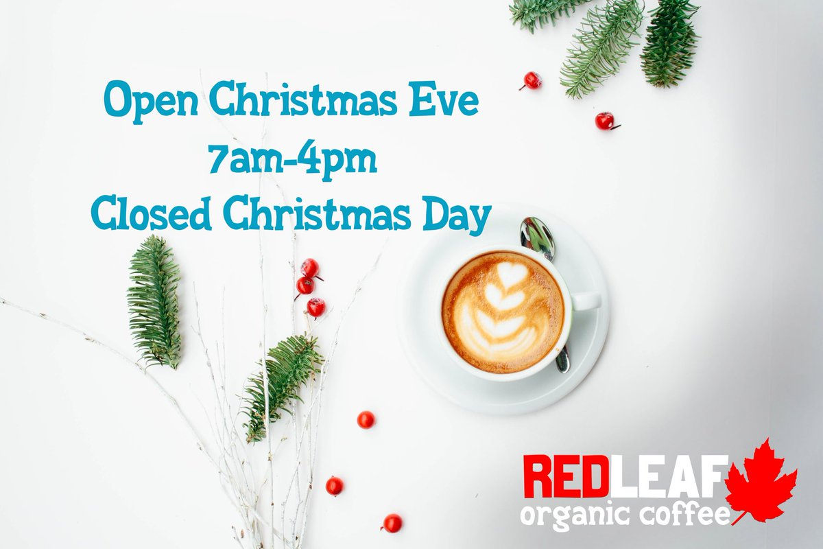Red Leaf Coffee on Twitter: \