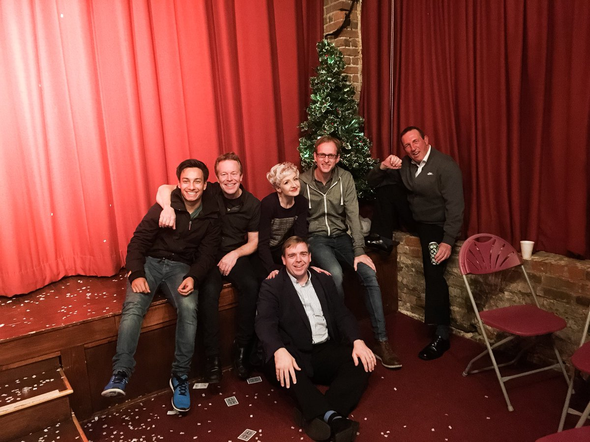 oliver ward on twitter 3 sold out shows in 2 days one last christmas event tonight before the big day - Christmas Shows Tonight