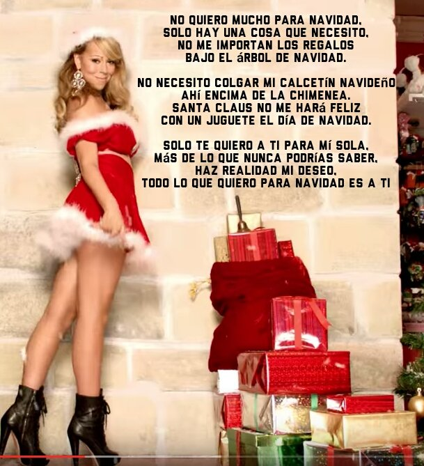 Musical Lyrics On Twitter All I Want For Christmas Is You Mariahcarey Mariahcarey Christmas Merrychristmas Navidad Feliznavidad Canciones Frases Letras Musica Quotes Https T Co 8sx0zpo3f3