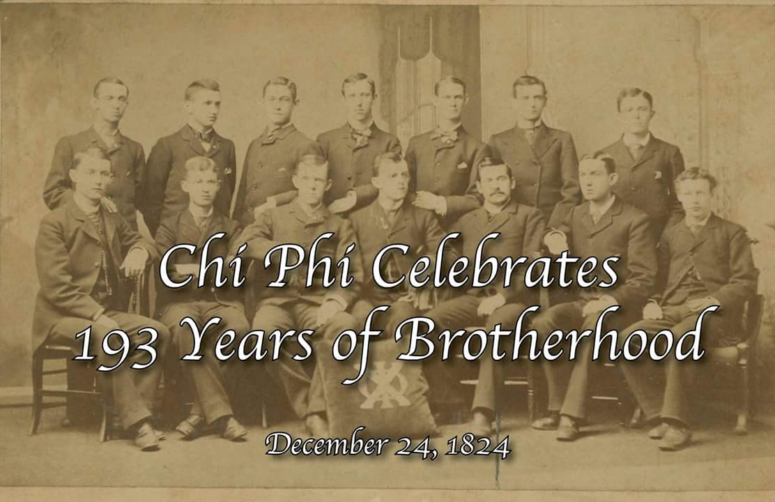 Chi Phi National on Twitter: