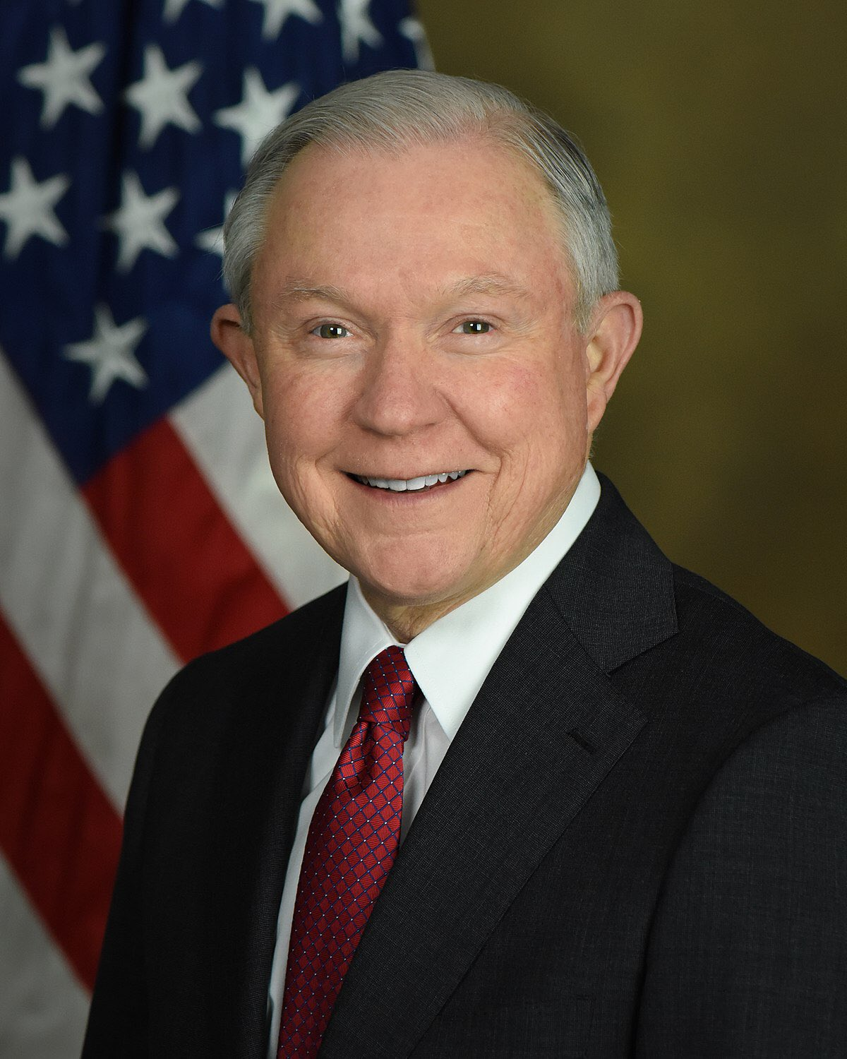 Happy birthday to Alabama\s pride and joy, US Attorney General Jeff Sessions
