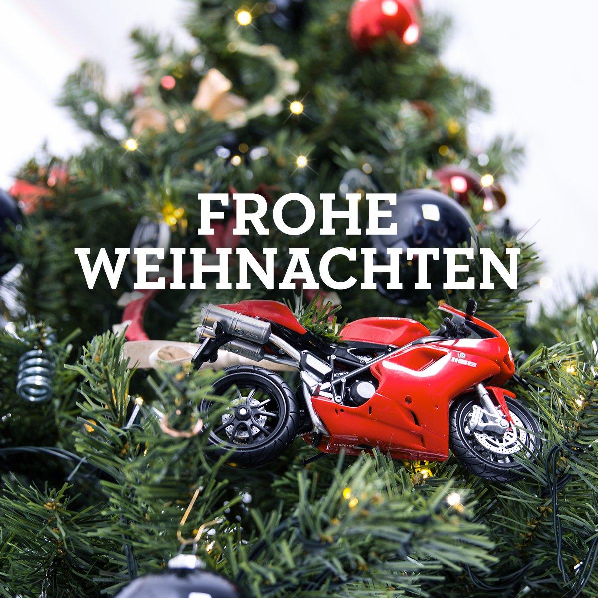 Frohe Weihnachten Motorrad.Polo Motorrad On Twitter Frohe Weihnachten Ihr Alle