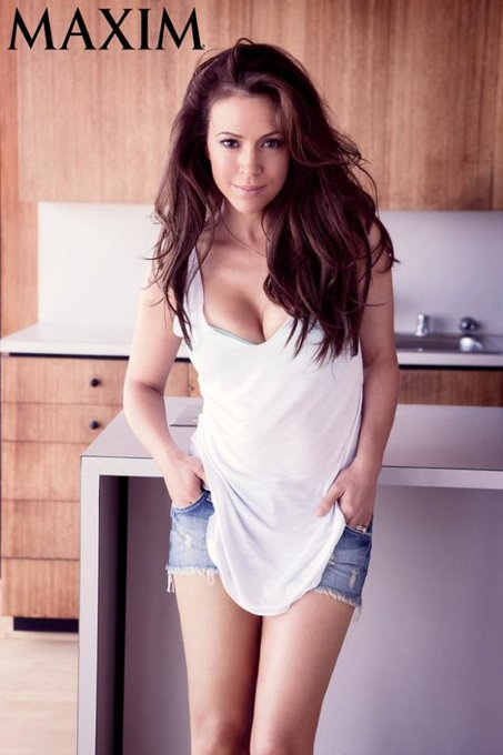 Celebrate Alyssa Milano\s Birthday With Her Hottest Shots of All Time - Long-time Maxim .