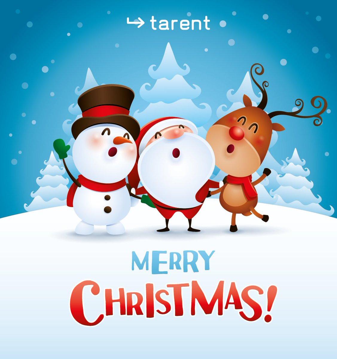 Frohe Weihnachten Besinnliche Feiertage.Tarent On Twitter Wir Wünschen Euch Frohe Weihnachten Und