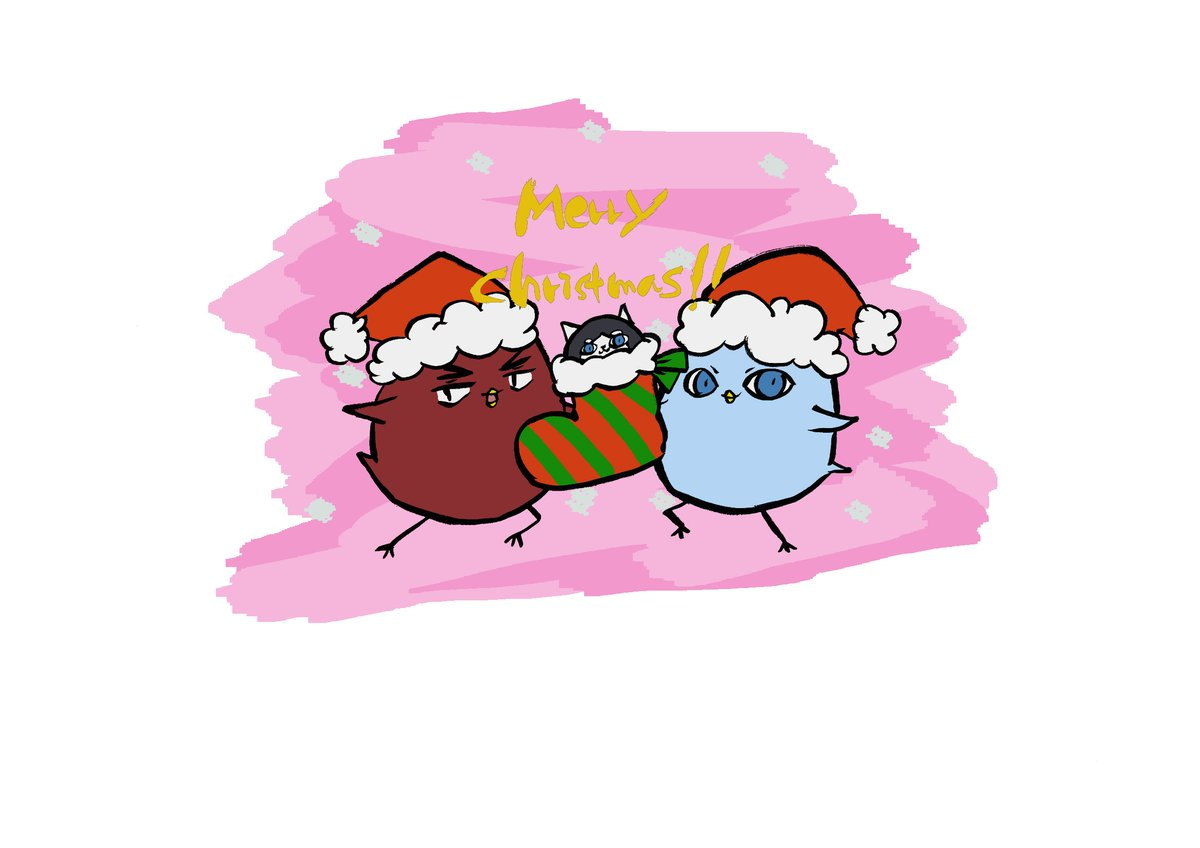 Merry Christmas!! 素敵なクリスマスになりますように。 ワンッッ!! #kurobas