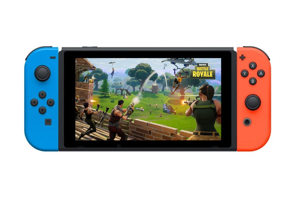 fortnite season 9 news on twitter who else would like to see fortnite battle royale arrive on the nintendo switch nintendoswitchc fortnite - how to talk to your friends on fortnite nintendo switch