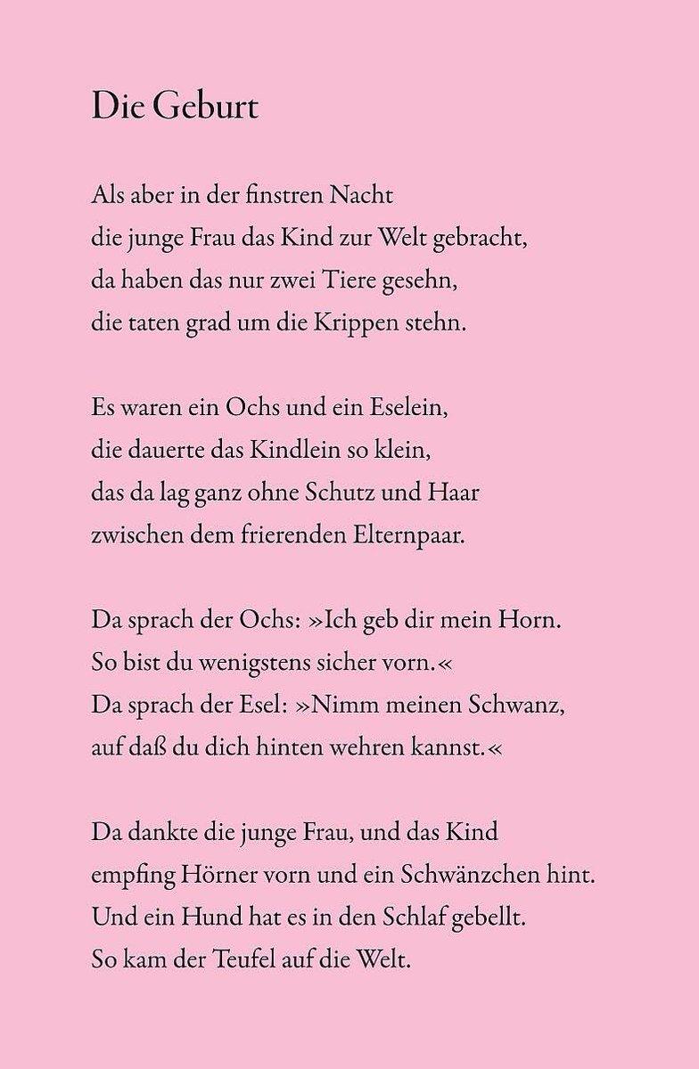 Uživatel Achim Frenz Na Twitteru Ein Gedicht Von Robert