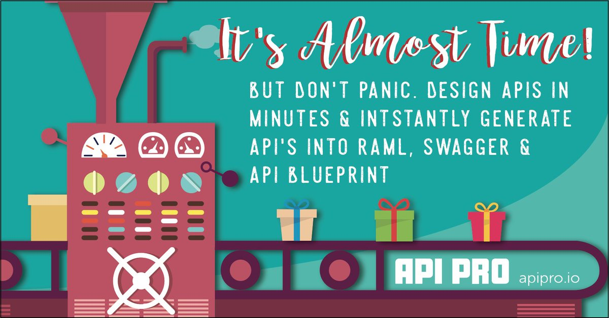 Raml hashtag on twitter api pro lets you generate your apidesigns into apiblueprint swagger raml santaiscoming holidayspirit apispecs connectivity mulesoft aws malvernweather Image collections