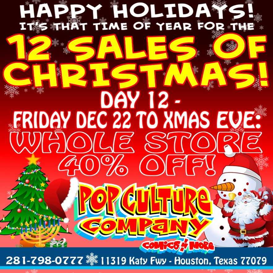 retweet this so your friends and family know where to get you some excellent christmas giftspictwittercombck6iswrqr - Christmas Eve Sales