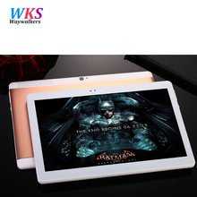 Newest waywalkers M9 10.1 inch tablet pc octa core 4GB RAM 64GB ROM 5MP IPS s...