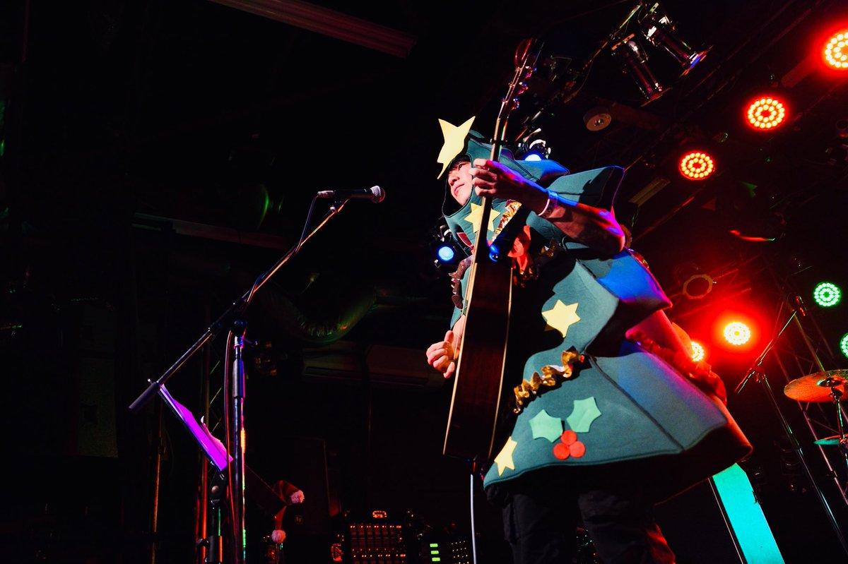 🎄細美武士 X'mas LIVE in MINAMISOMA 2017🎄 at 南相馬BACK BEAT  メリークリスマス!
