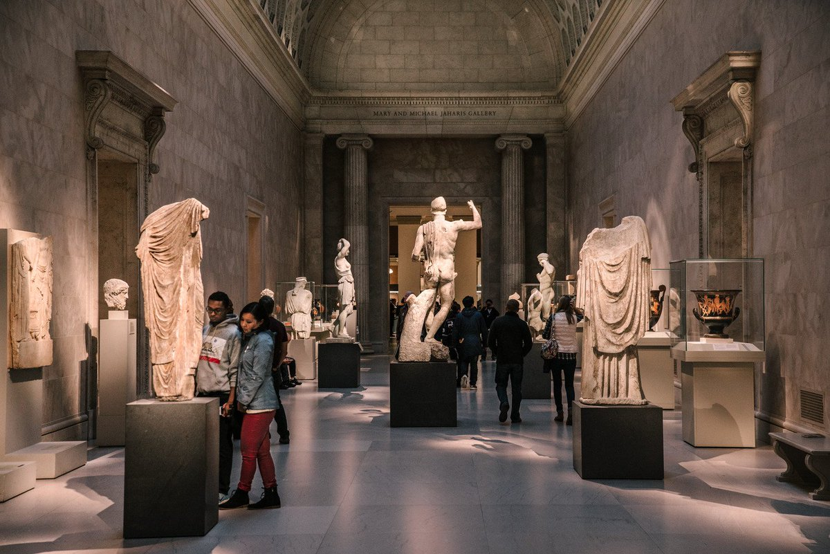 The Metropolitan Museum of Art auf Twitter