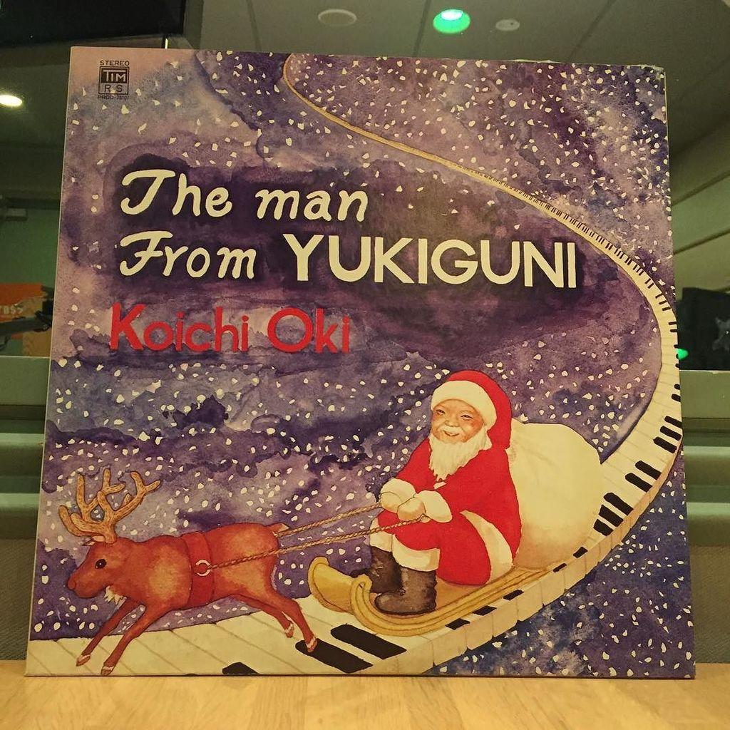 #nowplaying ホワイト・クリスマス / 沖浩一 【曽我部恵一さん選曲】 #クリスマスソング #music905 #tbsradio