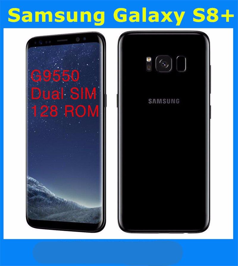 #android #powerbanks Samsung Galaxy S8+ S8 Plus Dual Sim Original Unlocked G9...