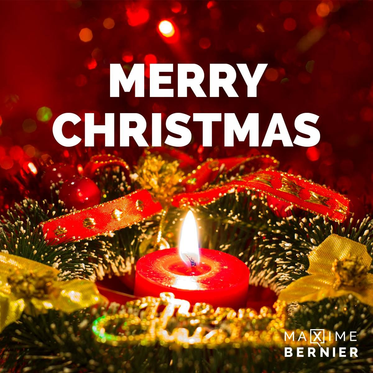 Maxime Bernier On Twitter May The Joy Of Christmas Fill Your Home