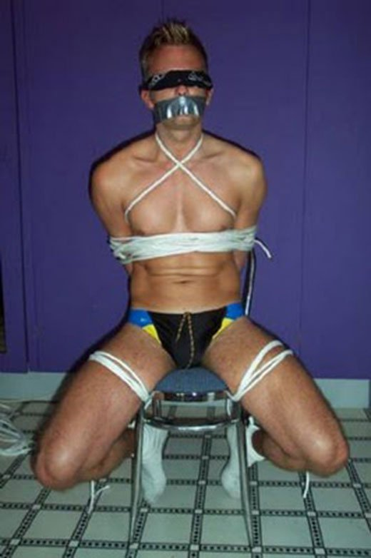Free gay twinks tied up bondage galery aiden is feeble as adam gets his